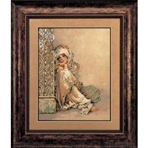 Lanarte Lanarte borduurpakket Arabische vrouw 0008001