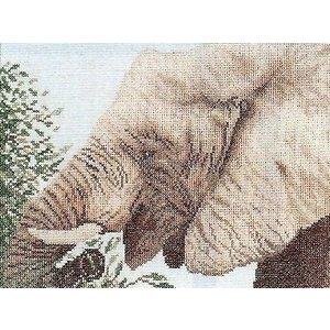 Lanarte Lanarte borduurpakket Olifant 0008193