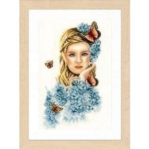 Lanarte Lanarte Gele vlinders 0156299