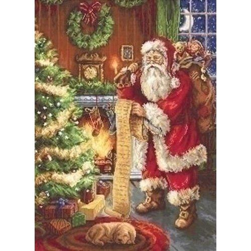 Luca S Luca S borduurpakket Santa Claus b578