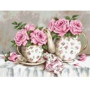 Luca S Luca S Morning tea and roses ba2320
