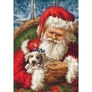 Luca S Luca S borduurpakket Santa Claus Luca-S b561