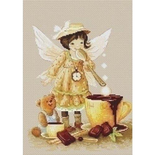 Luca S Luca S Borduurpakket Chocolate Fairy Luca-S b1131