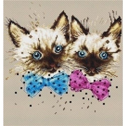 Luca S Luca S borduurpakket The Cats B2298