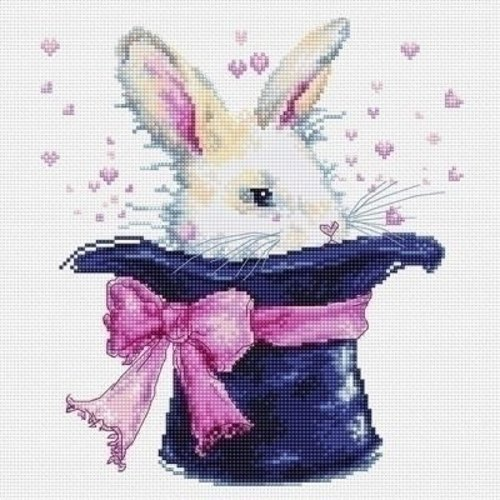 Luca S Luca S borduurpakket Rabbit B2302