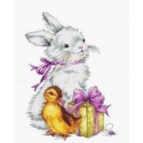 Luca S Luca S borduurpakket Easter Greeting B1127