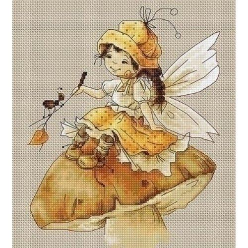 Luca S Luca S borduurpakket The Fairy B1109