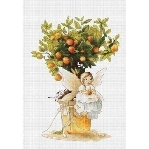 Luca S Luca S borduurpakket The Tangerine B1112