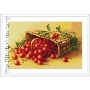 Luca S Luca S Basket of cherry B498