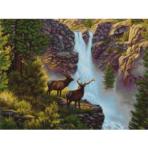 Luca S Luca S At the Waterfall G470 Petit Point