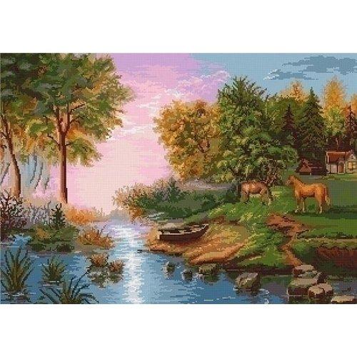 Luca S Luca S Summer Landscape B431