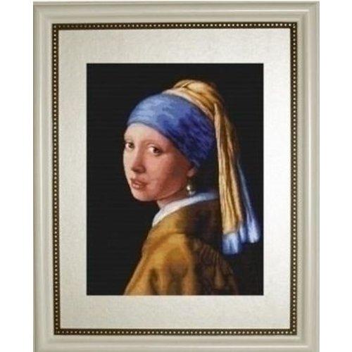 Luca S Borduurpakket Vermeer Meisje met de parel b467