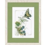 Marjolein Bastin Vlinder met blauwe bessen 0021869
