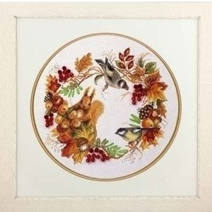 Panna Panna Autumn Wreath 1615-ps