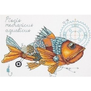 Panna Panna Clockwork Fish 1914-m