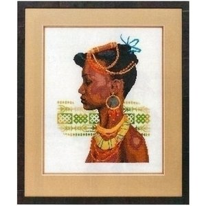 Pako Pako borduurpakket Afrikaanse 237.102
