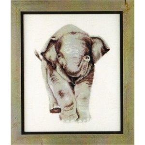 Pako Pako borduurpakket olifantje 237.103