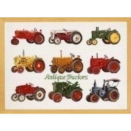 Permin Permin borduurpakket Tractors 70-9455