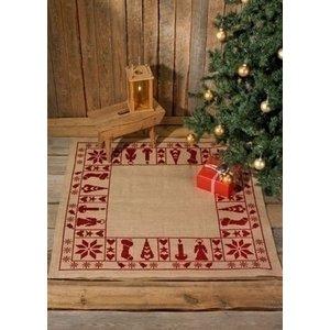 Permin Permin vloerkleed Kerst 45-6224