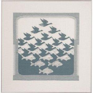 Permin Permin borduurpakket Vogels en Vissen 70-5340