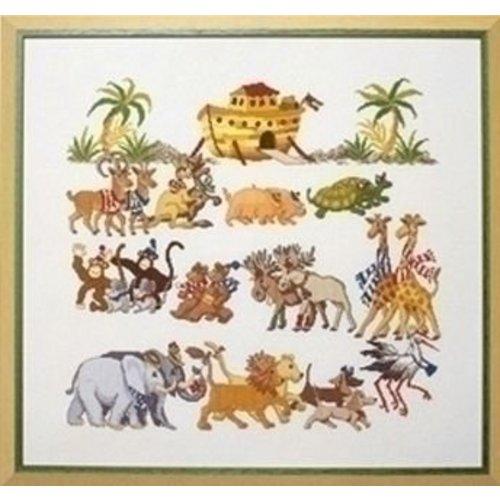 Permin Permin borduurpakket Ark van Noach 70 8408