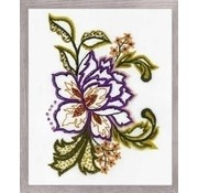 Riolis Riolis Borduurpakket Flower Sketch 1687