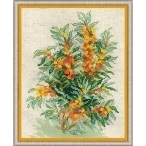 Riolis Riolis borduurpakket Sea Buckthorn ri-1648