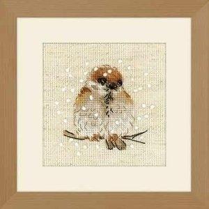 Riolis Riolis borduurpakket Sparrow ri-1680