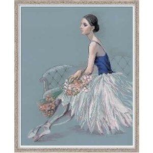 Riolis Riolis borduurpakket Ballerina p100-054