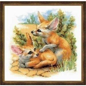 Riolis Riolis Desert Foxes ri-1636