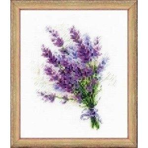 Riolis Riolis Bouquet with Lavender 1607
