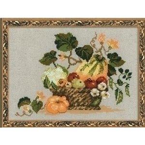Riolis Riolis borduurpakket The Fruits of Autumn 1076