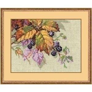 Riolis Riolis borduurpakket Blackberries 990