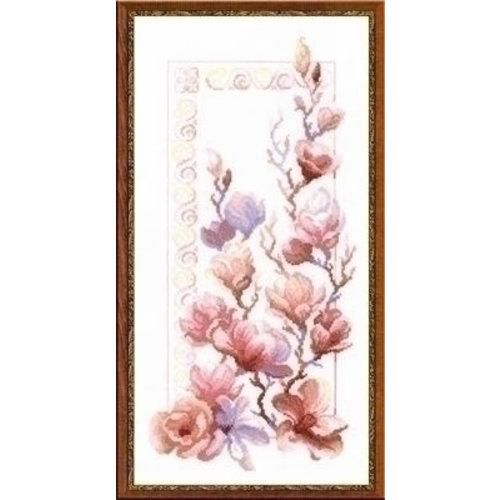 Riolis Riolis borduurpakket Magnolia 1278