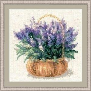 Riolis Riolis borduurpakket French Lavender 1404