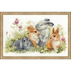 Riolis Riolis Funny Rabbits 1416