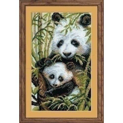 Riolis Riolis Panda with Young 1159