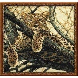 Riolis Riolis borduurpakket Leopard 937