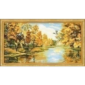 Riolis Riolis borduurpakket Silent Autumn 1334