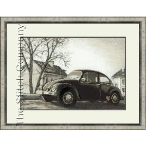 Riolis Riolis borduurpakket The Beetle 1177