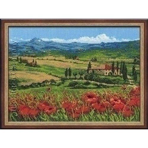 Riolis Riolis borduurpakket Tuscany 100 001