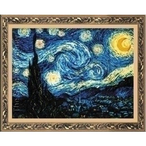 Riolis Riolis borduurpakket Starry Night 1088