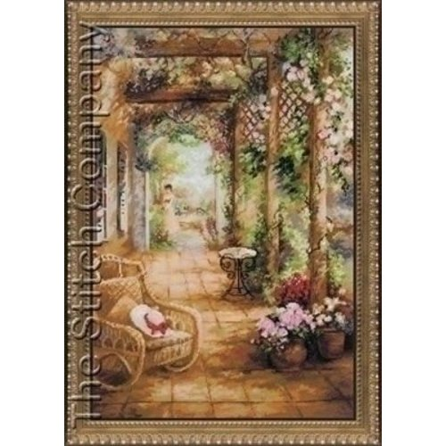 Riolis Riolis borduurpakket A Secret Romance 100 043