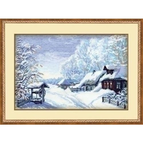 Riolis Riolis borduurpakket Russian Winter 989