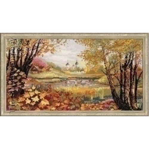 Riolis Riolis borduurpakket Autumn Time 1233