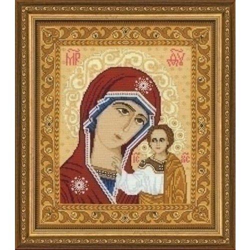 Riolis Riolis borduurpakket Our Lady of Kazan ri-1038
