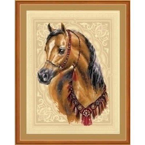 Riolis Riolis borduurpakket Arabian Horse ri-pt0040