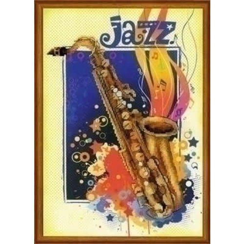 Riolis Riolis borduurpakket Jazz ri-pt0041