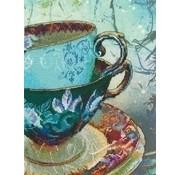 RTO borduurpakket Antique Porcelain m70021