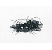 RTO borduurpakket Among Black Cats m00667